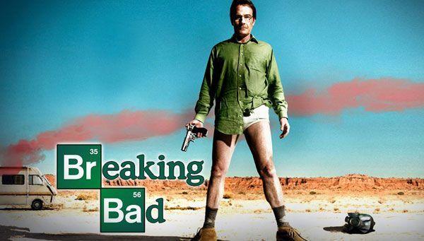 Breaking Bad - sæson 1