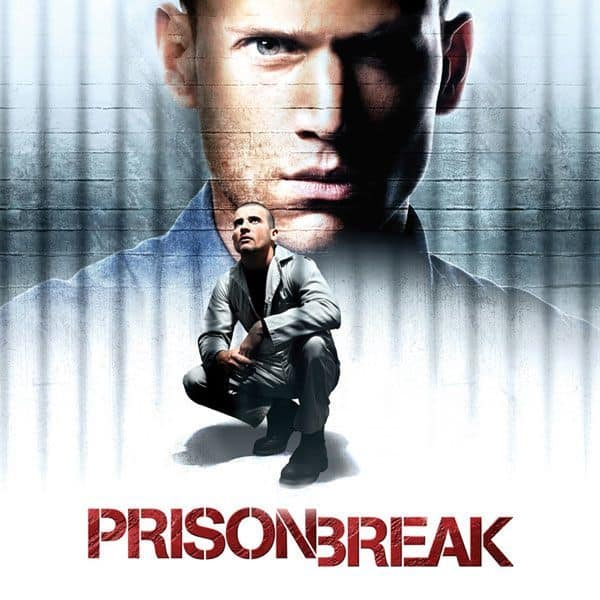 Prison Break - sæson 1