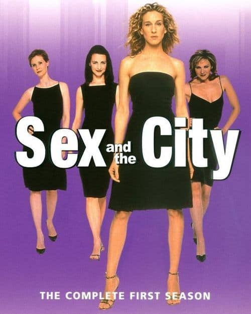 Sex And The City - sæson 1