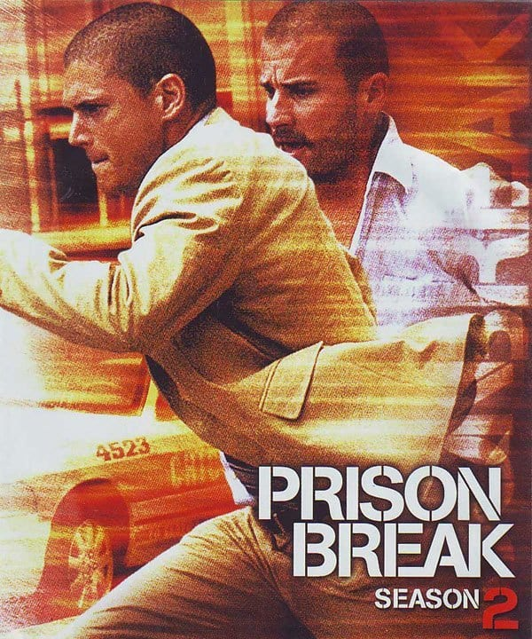 Prison Break - sæson 2