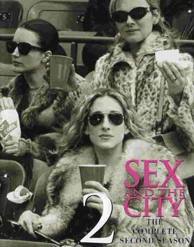 Sex And The City - sæson 2