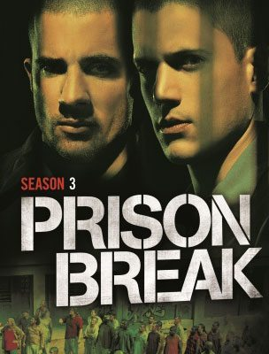 Prison Break - sæson 3