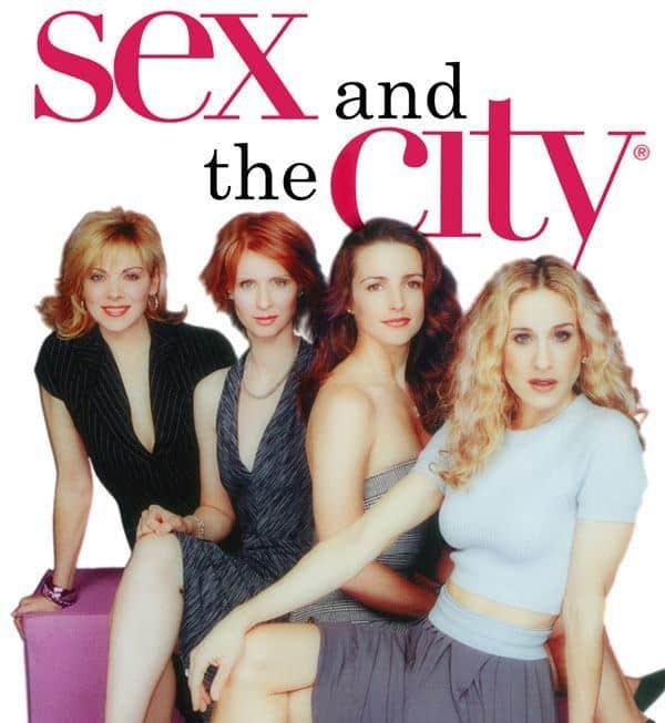 Sex And The City - sæson 3
