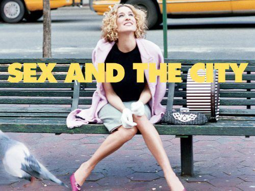 Sex And The City - sæson 5