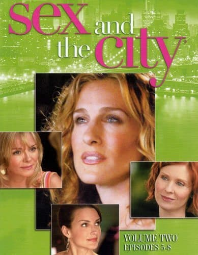 Sex And The City - sæson 6