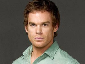 Michael C. Hall aka. Dexter Morgan