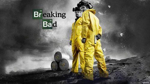 Breaking Bad - den bedste serie hos Netflix ifølge IMDB