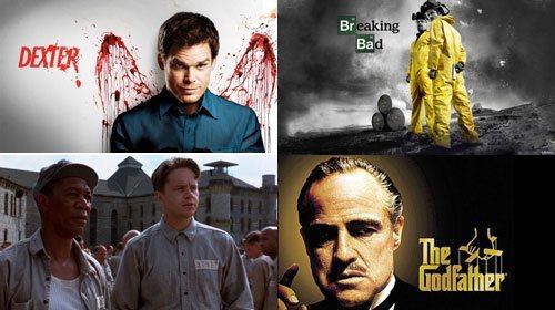 De bedste film og serier