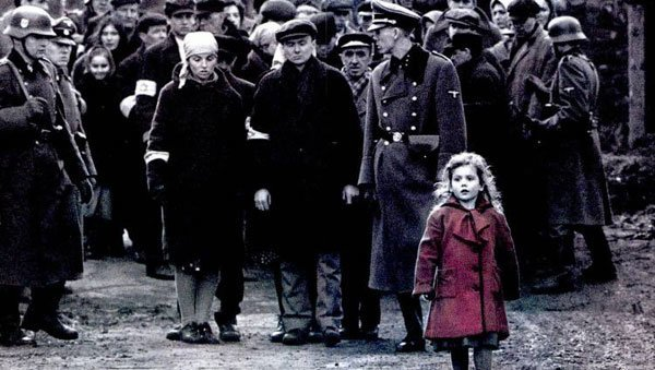Schindlers liste - den bedste film hos HBO Nordic ifølge IMDB