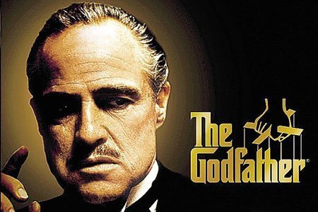 The Godfather - den bedste film hos Google Movies ifølge IMDB