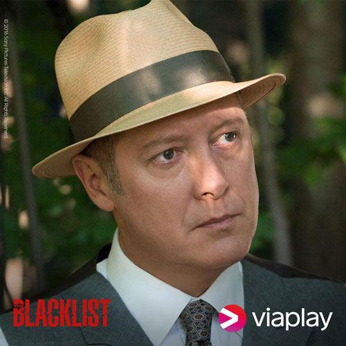 Se Blacklist og andre gode serier hos Viaplay