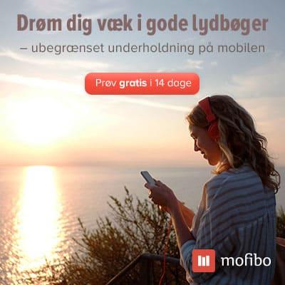 Læs bøger gratis i 14. dage med Mofibo