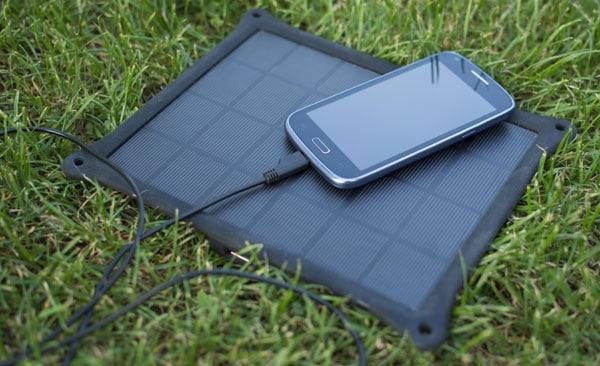 Kan en solcelle powerbank svare sig?